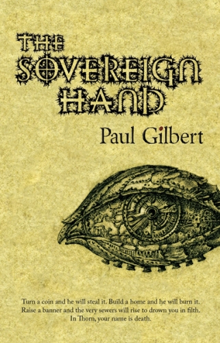 The Sovereign Hand - cover