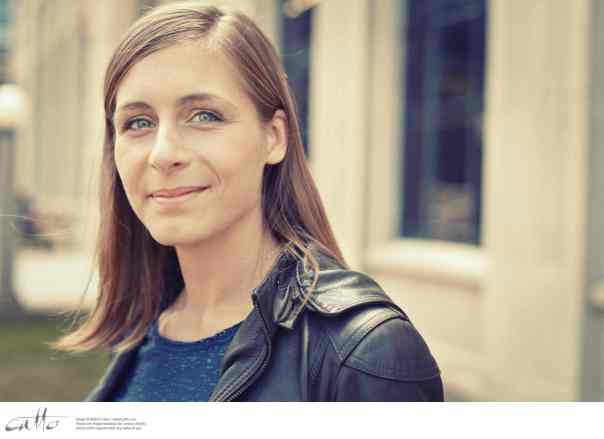 Eleanor Catton, Braveheart. Copyright Robert Catto Robertcatto.com